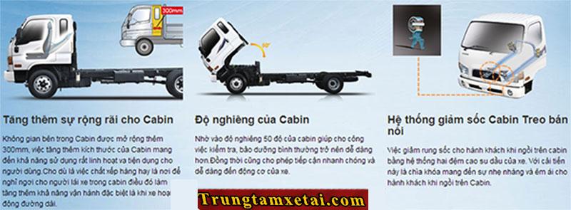 cabin xe tải Hyundai HD65 2,5 tấn-trungtamxetai.com