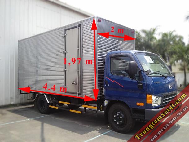 thùng xe tải Hyundai HD65 2,5 tấn-trungtamxetai.com