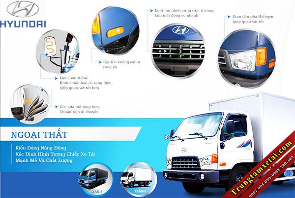 Xe tải Hyundai 3T5 HD72 nhập khẩu giá tốt nhất miền Nam-trungtamxetai.com