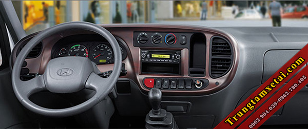 Hệ thống điều khiển xe Hyundai HD99 6T5 Đô Thành-trungtamxetai.com