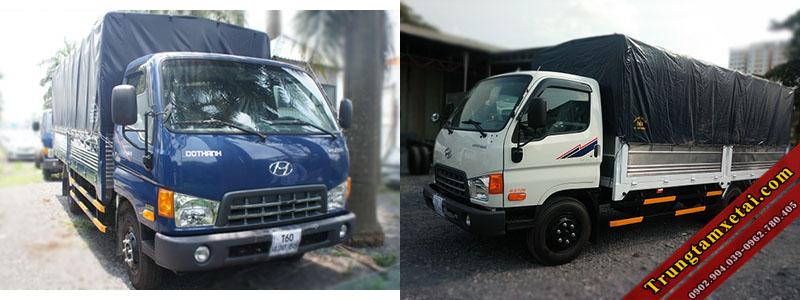 xe tải Hyundai HD99 6t5 Đô Thành-trungtamxetai.com