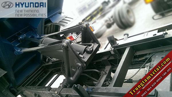Thùng ben Hyundai 5 tấn HD99 Đô Thành-trungtamxetai.com