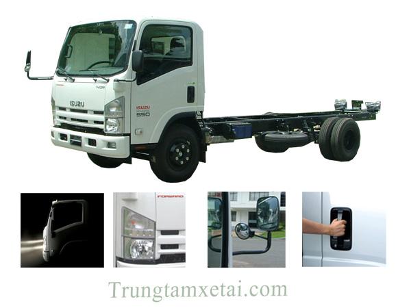 Chassis-xe-tai-isuzu-npr85k-3t5-trungtamxetai.com