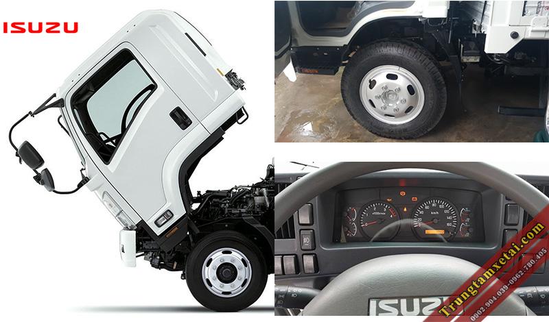 Cabin xe tải ISUZU FN 8T2 VM-trungtamxetai.com