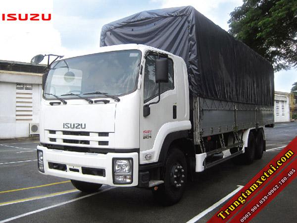 Xe tải ISUZU 8T2 FN129 VM thùng mui bạt-trungtamxetai.com