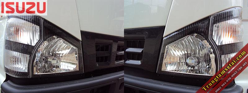 Đèn xe Isuzu 2 tấn QKR55H mui bạt-trungtamxetai.com