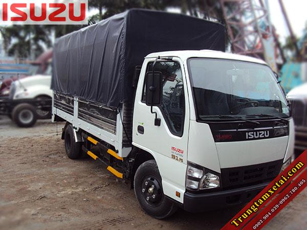 Xe tải Isuzu QKR55H 2 tấn-trungtamxetai.com