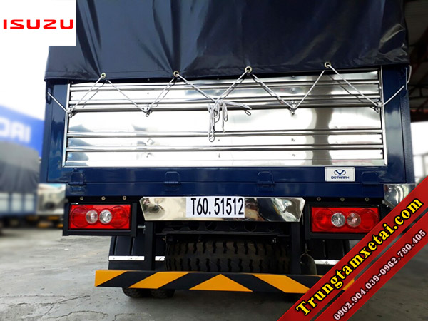 Thùng xe tải Dothanh IZ49 2T4 động cơ ISUZU-trungtamxetai.com