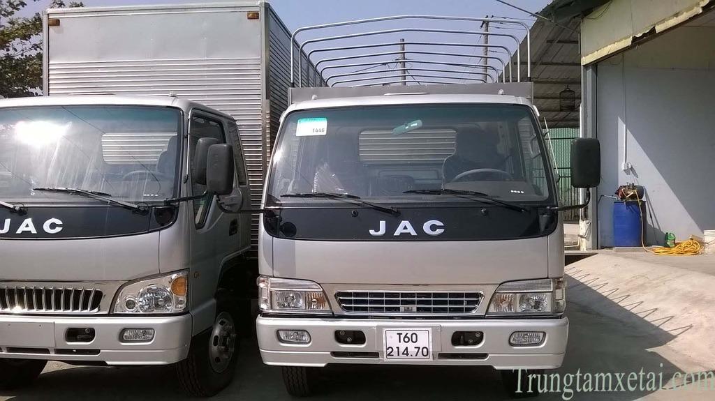 Xe tải JAC 2t4-trungtamxetai.com