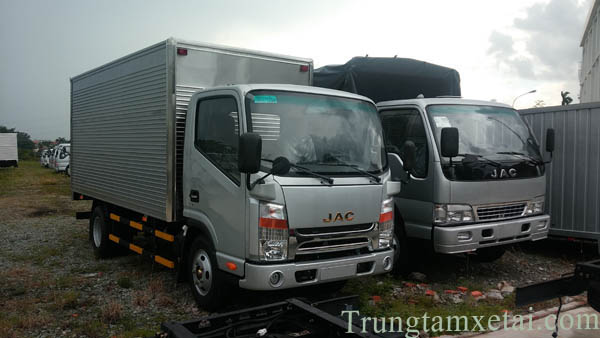 Xe tải JAC 2T mới-trungtamxetai.com