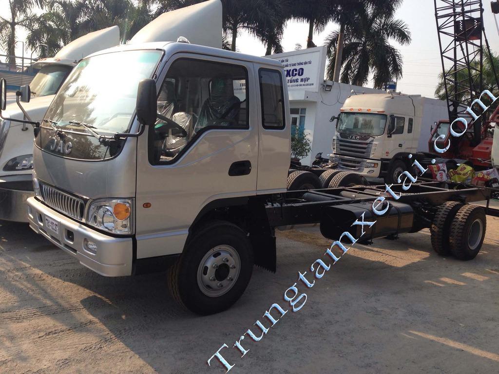 Xe tải JAC 7t25-trungtamxetai.com