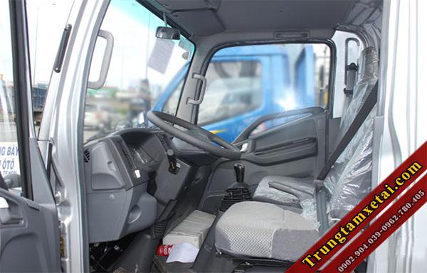 Cabin xe tải JAC 3T45 HFC 1042K2 động cơ ISUZU-trungtamxetai.com