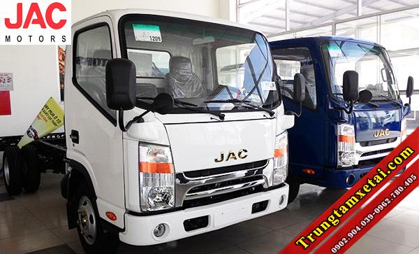 Xe tải JAC 4T95 4950LD chassis đại lý xe tải JAC HCM-trungtamxetai.com