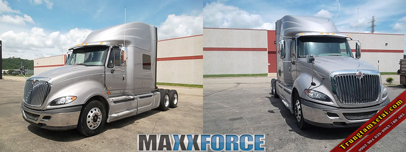 Đầu kéo Maxxforce 2012 full options
