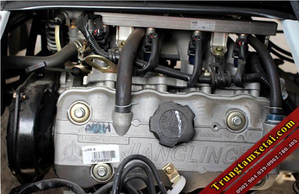 Xe tải Veam Star thùng cánh dơi-trungtamxetai.com