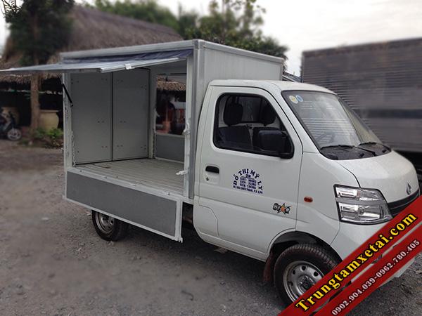 xe tải veam star thùng cánh dơi 753Kg-trungtamxetai.com