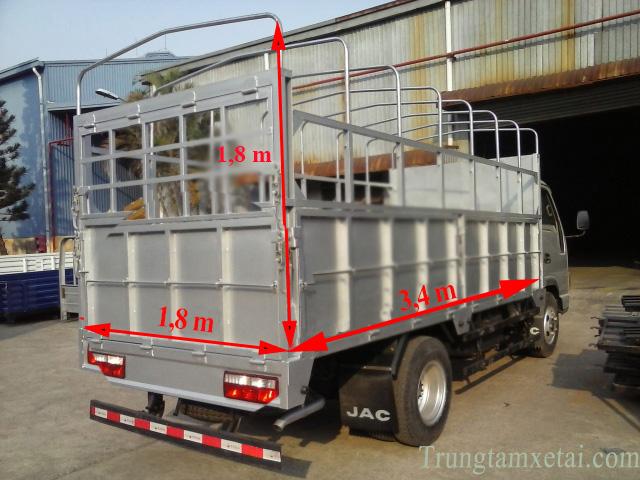 Thùng-xe-tải-jac-hfc1025k1-2t45-trungtamxetai.com