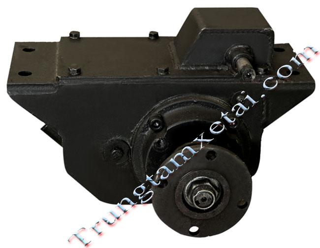 Hộp số xe ben veam vb350-trungtamxetai.com