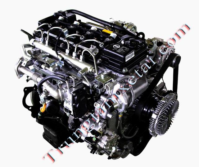 Động cơ NISSAN VB650 6T5-Trungtamxetai.com