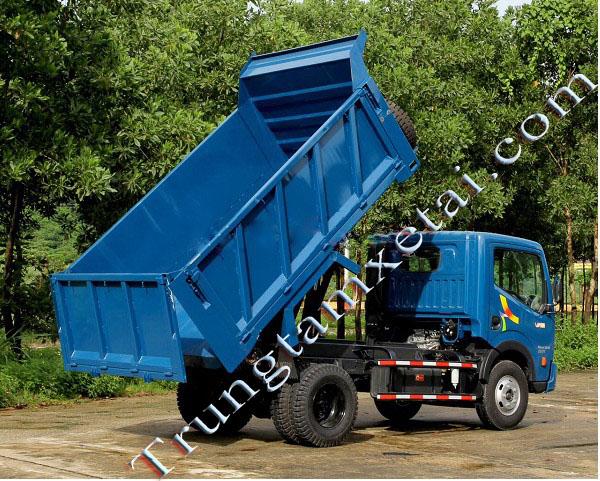 Xe Ben VEAM VB650 6T5-trungtamxetai.com