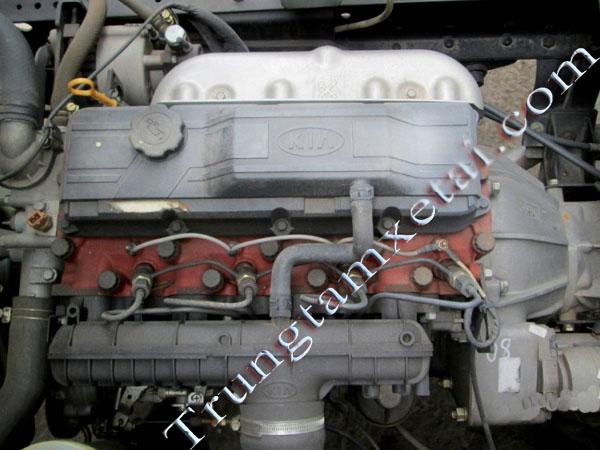 Động cơ KIA Bull 2t5-trungtamxetai.com