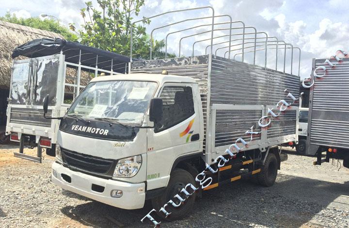 Xe tải VEAM Bull 2T5- trungtamxetai.com