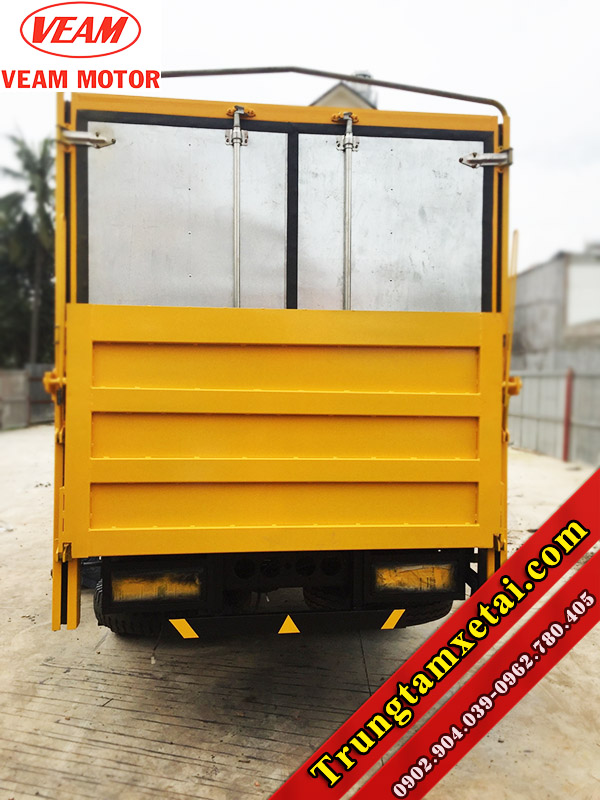 Bàn nâng xe tải VEAM VT200 2T có sẵn hồ sơ -trungtamxetai.com