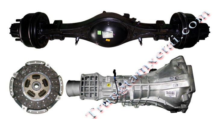 Động cơ-truyền động veam vt125-trungtamxetai.com
