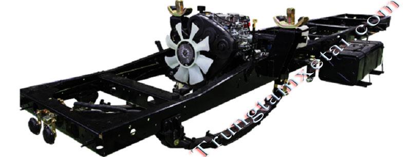 Xe tải Veam vt125-trungtamxetai.com