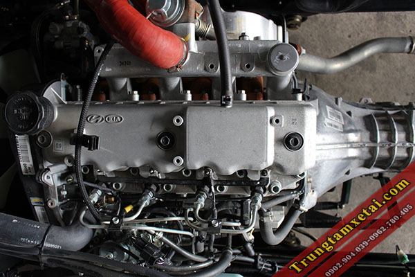 Động cơ xe Veam VT200 Hyundai D4BH-trungtamxetai.com