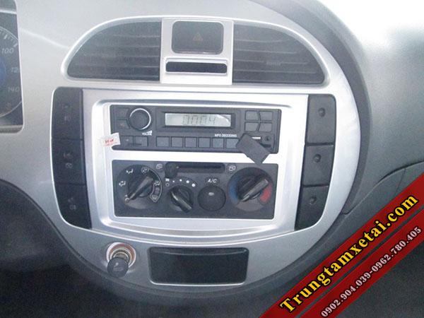 Nội thất xe Veam VT200-trungtamxetai.com