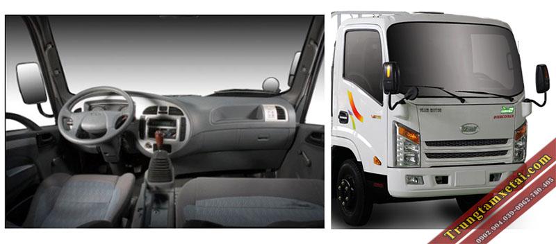 cabin xe veam VT200-2 tấn-trungtamxetai.com
