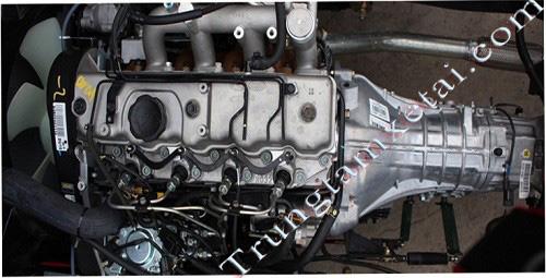 Động cơ HYUNDAI xe tải VEAM VT252-trungtamxetai.com