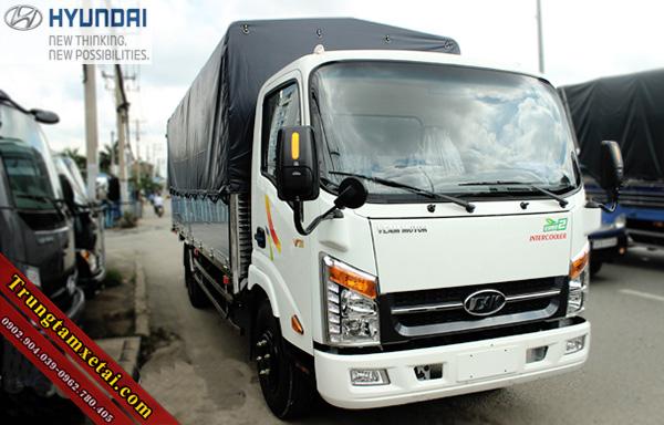 Xe tải Veam VT340S 3T5 MB thùng dài 6m1-trungtamxetai.com