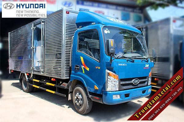 Xe tỉa Veam VT340S TK thùng dài 6m1-trungtamxetai.com