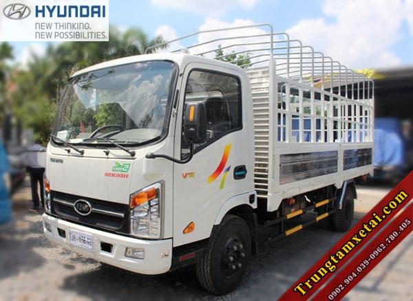 Xe tải Veam VT350 3T5 MB1 đời 2016 thùng lớn-trungtamxetai.com