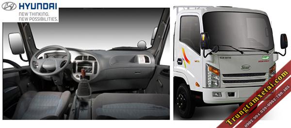Cabin xe tải Veam VT350 3T5-trungtamxetai.com
