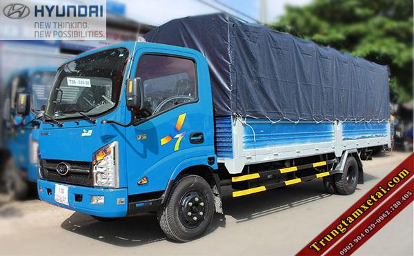Xe tải Veam VT350 MB tải trọng 3T5-trungtamxetai.com