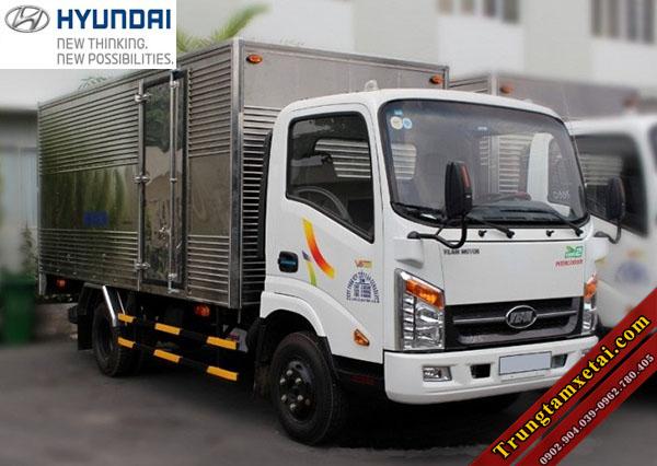 Xe tải Veam VT350 TK tải trọng 3T5-trungtamxetai.com