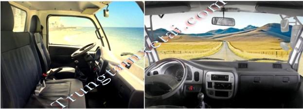 Cabin xe tải veam vt490-trungtamxetai.com