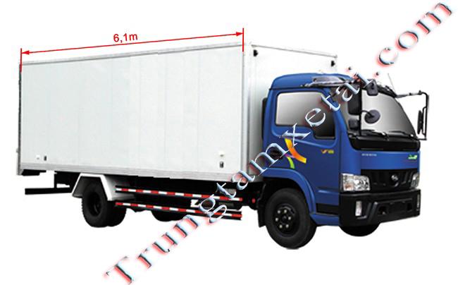 Xe tải veam vt490-trungtamxetai.com