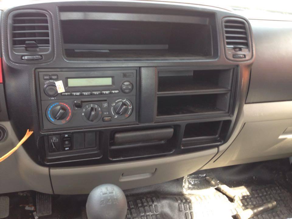 Nội thất xe tải veam vt498 5T-trungtamxetai.com