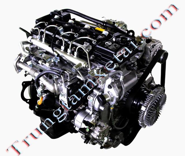 Động cơ NISSAN xe tải VEAM VT498-trungtamxetai.com