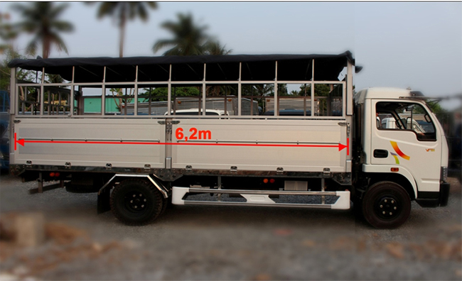 Xe tải veam vt650-trungtamxetai.com