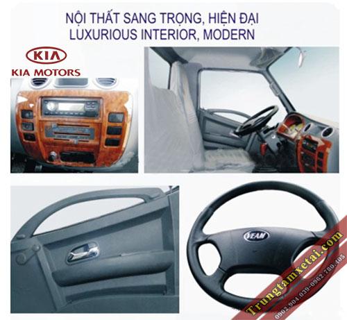 Cabin xe tải Veam Fox 1T5-trungtamxetai.com