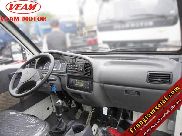 Cabin xe tải nhẹ Veam Star 740Kg MB-trungtamxetai.com