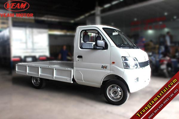 Xe tải Veam Star 820Kg thùng lửng-trungtamxetai.com