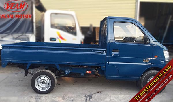 Xe tải nhẹ Veam Star thùng lửng 820Kg-trungtamxetai.com