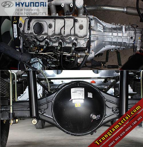 động cơ Veam VT252-1 thùng dài 4,1m-trungtamxetai.com