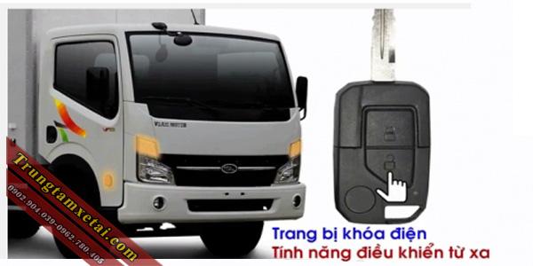 Khóa điện xe tải Veam VT651 máy Nissan-trungtamxetai.com